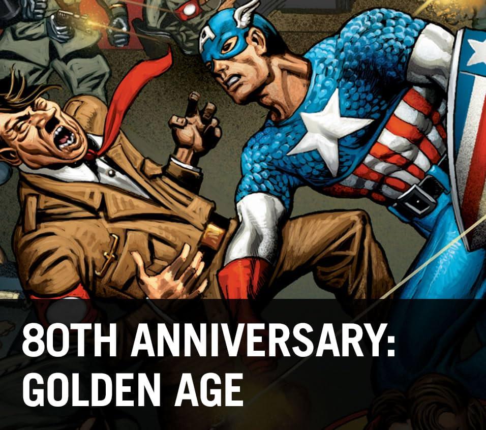80th Anniversary: Golden Age