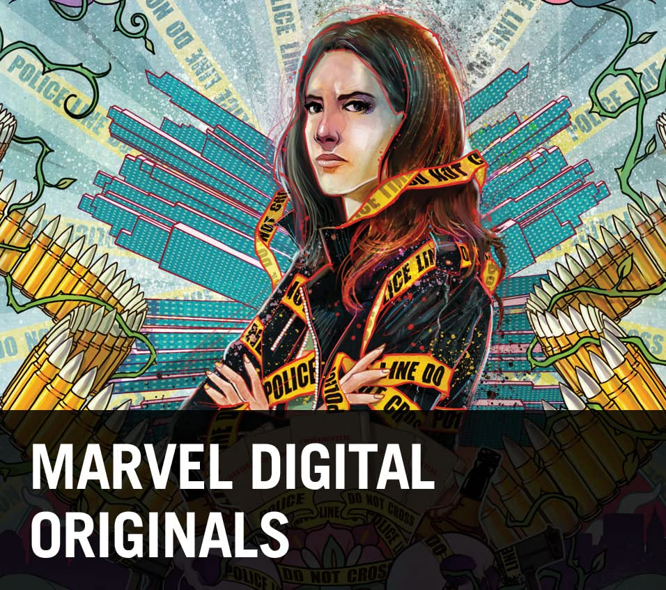Marvel Digital Originals