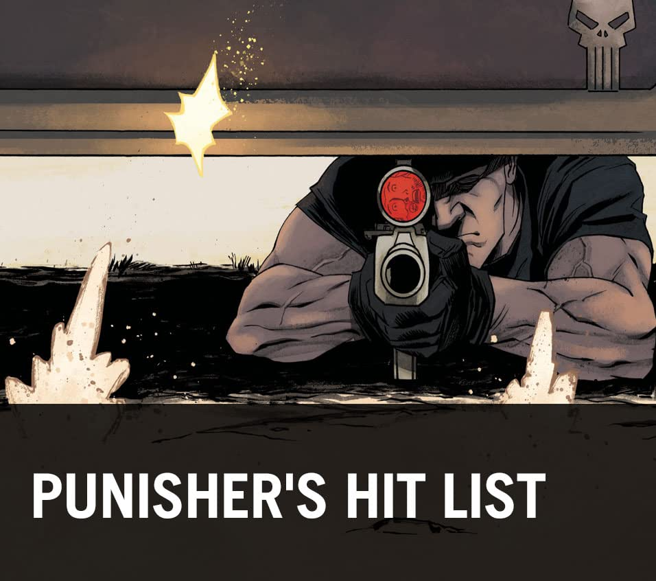Punisher's Hit List