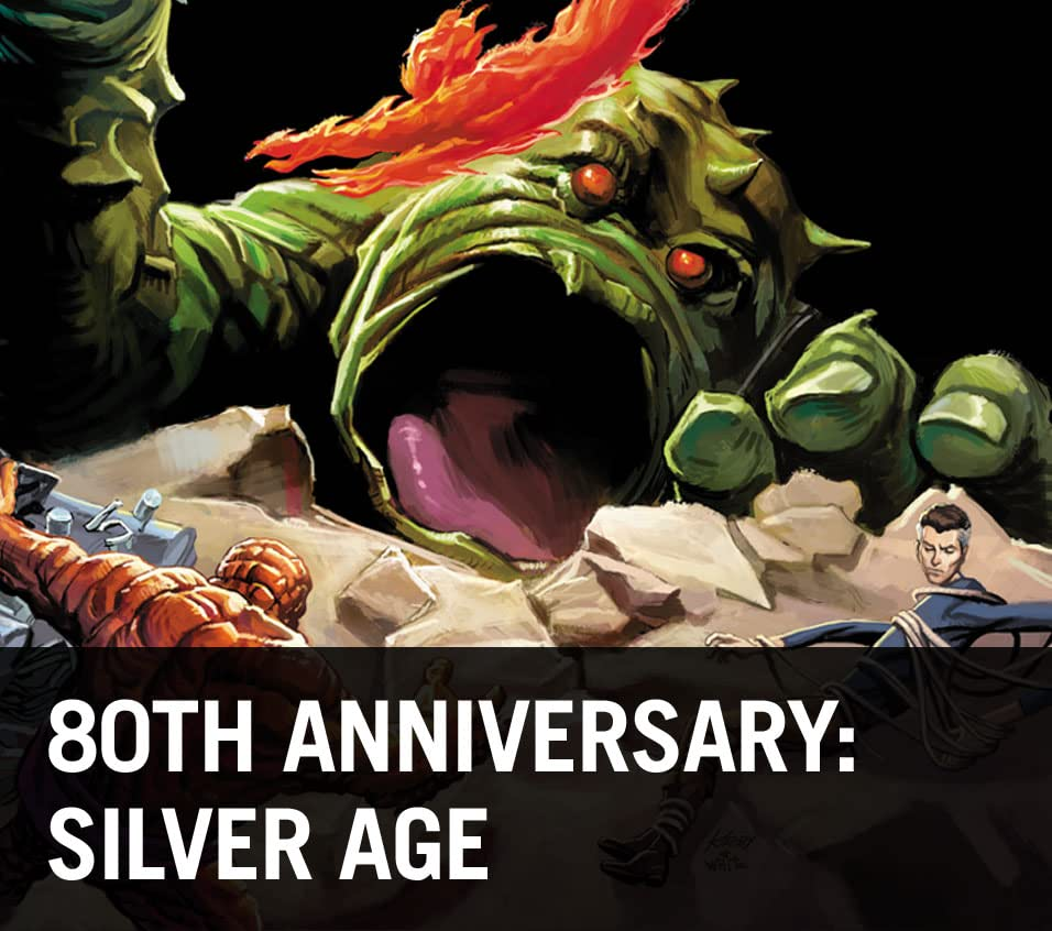 80th Anniversary: Silver Age