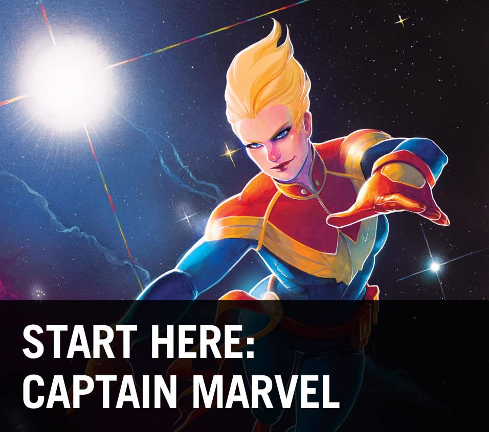 Start Here: Captain Marvel