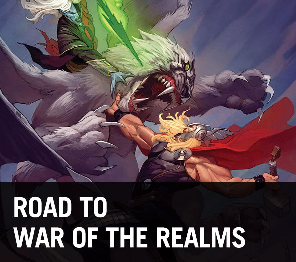 Road to War of the Realms