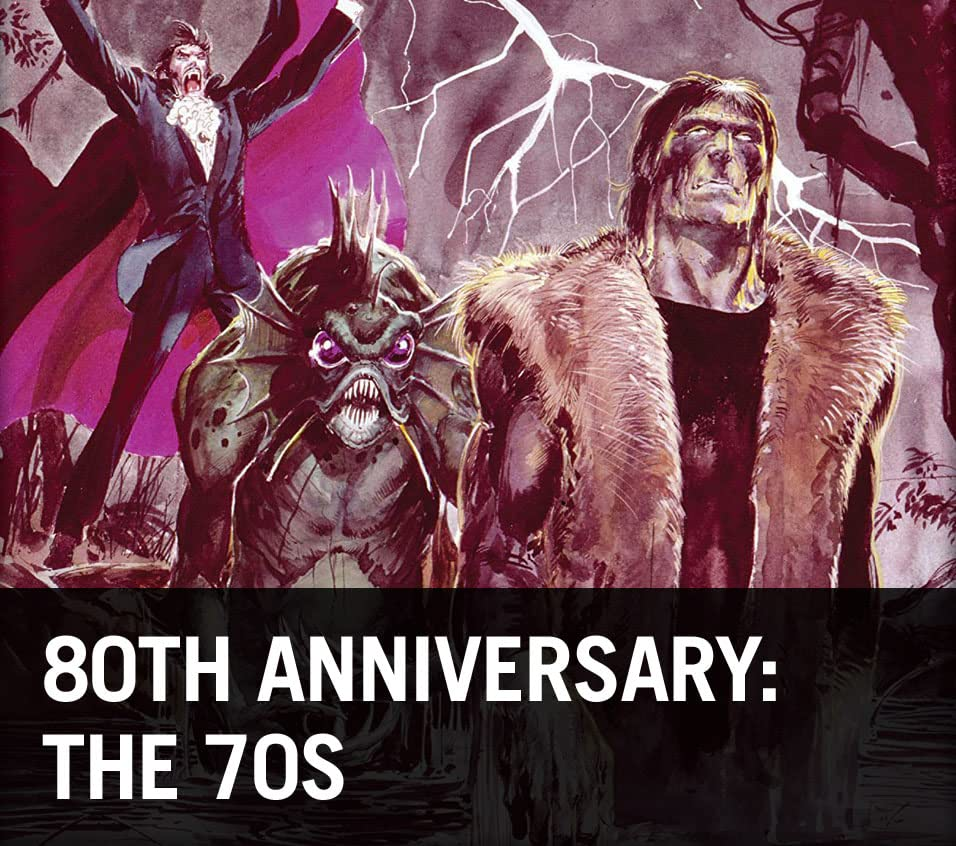 80th Anniversary: The 70s