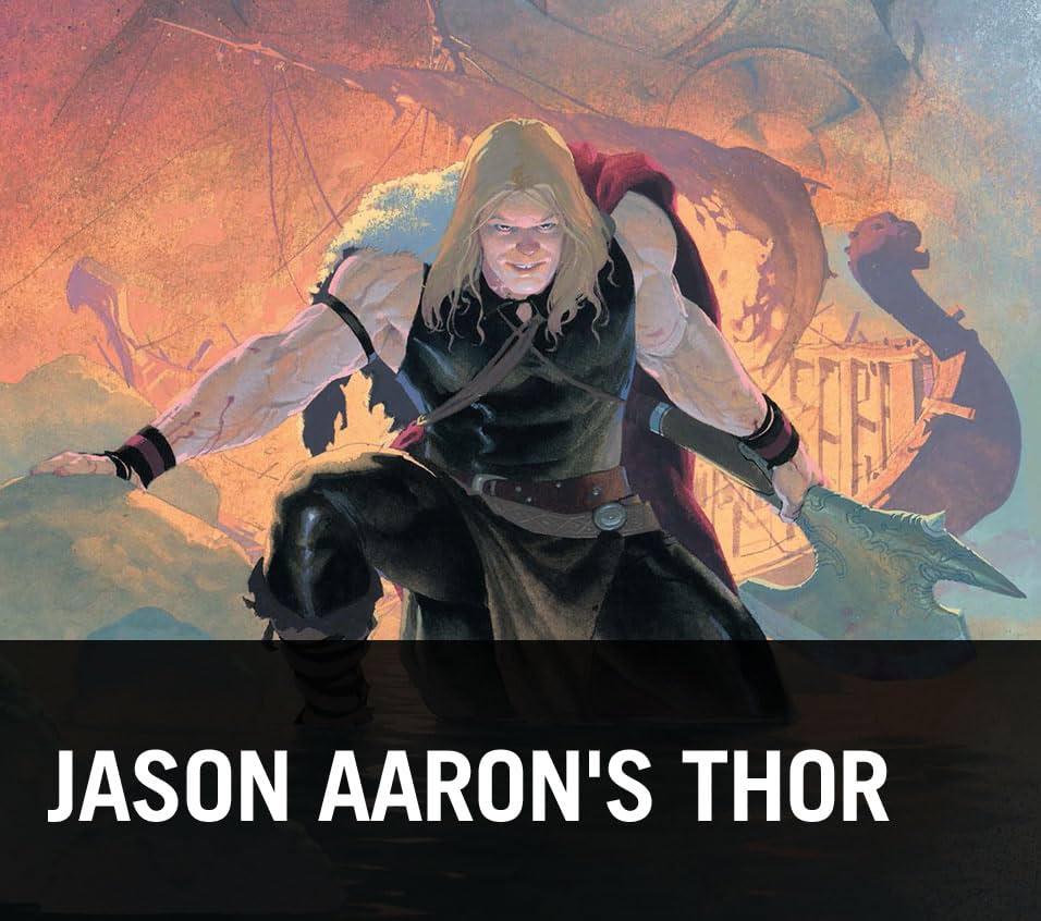 Jason Aaron's Thor