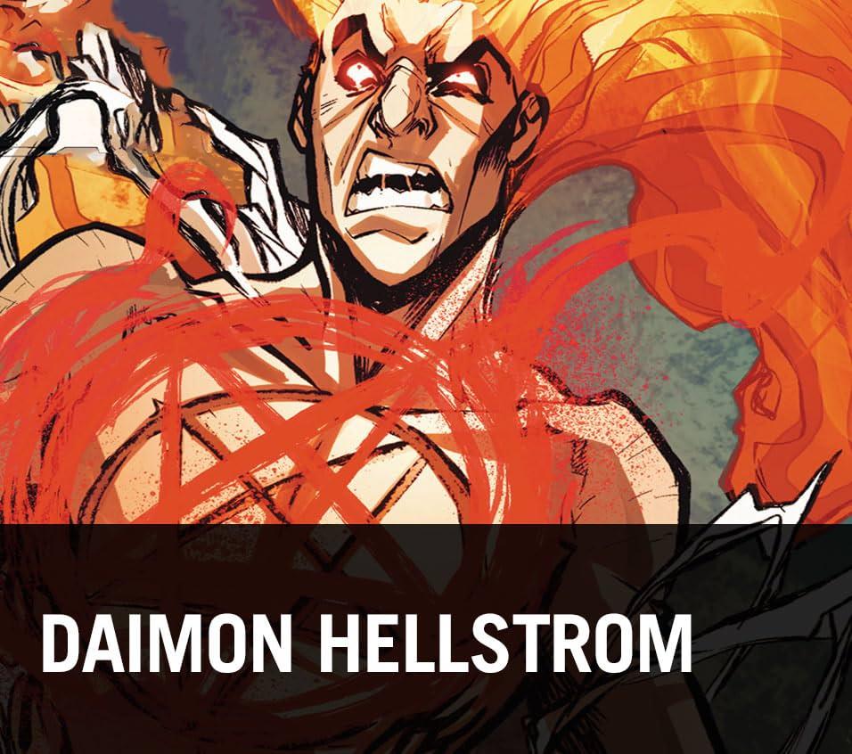 Daimon Hellstrom