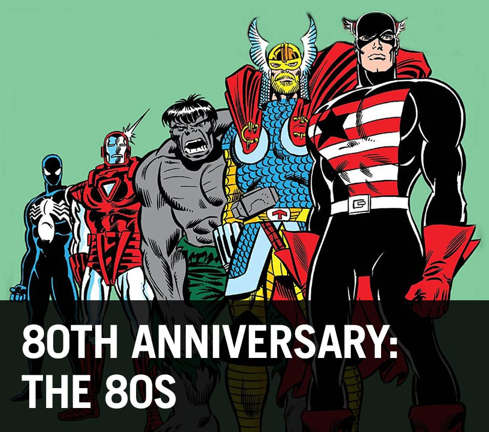 80th Anniversary: The 80s