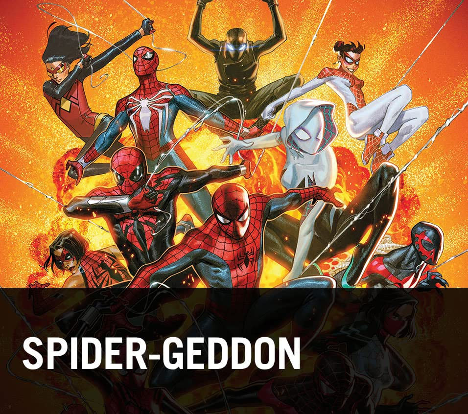 Spider-Geddon: The Complete Event