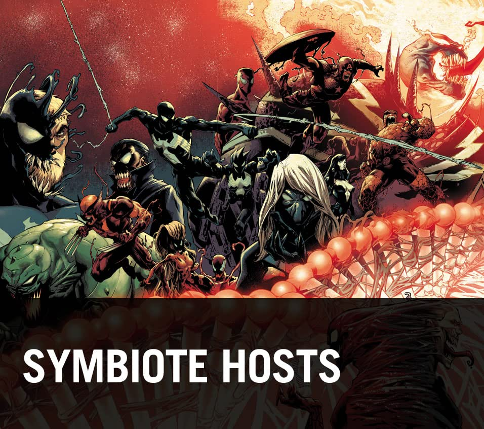 Symbiote Hosts