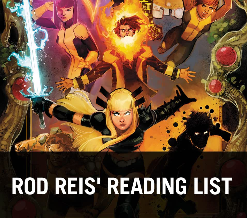 Rod Reis' Reading List