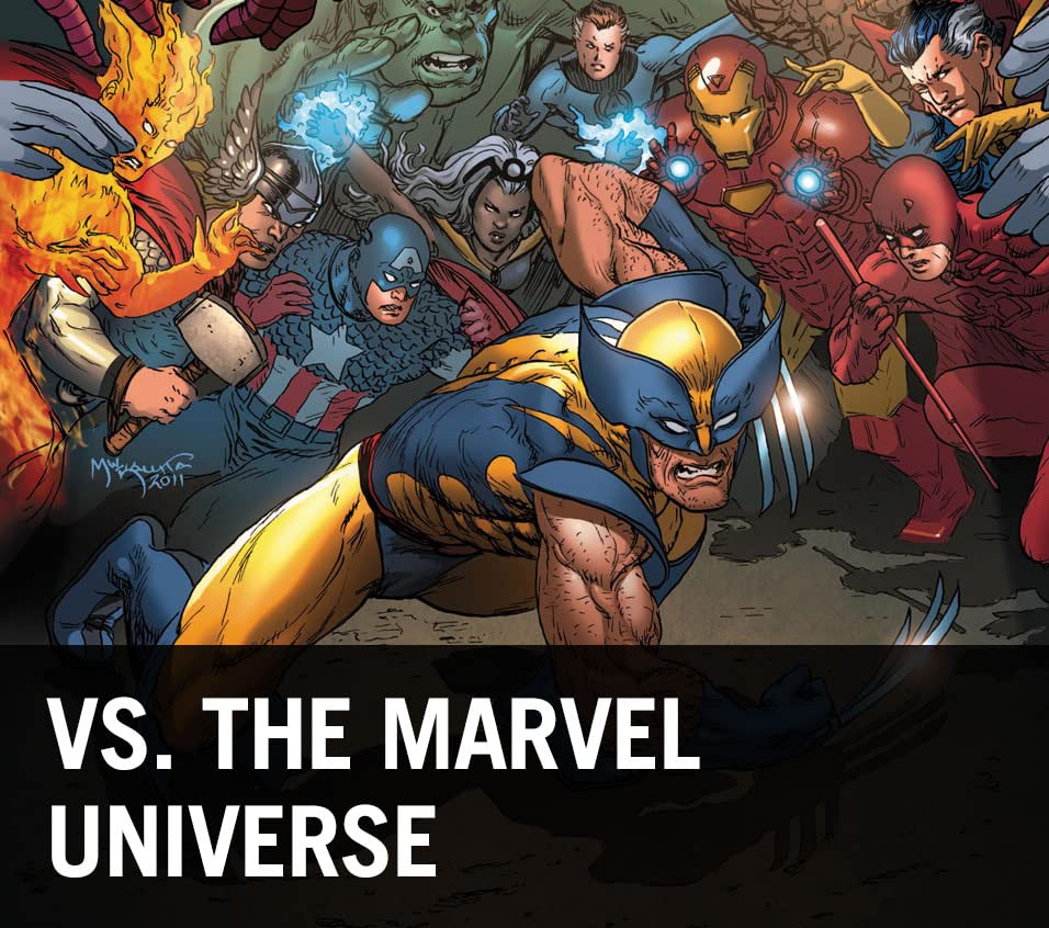 Vs. The Marvel Universe