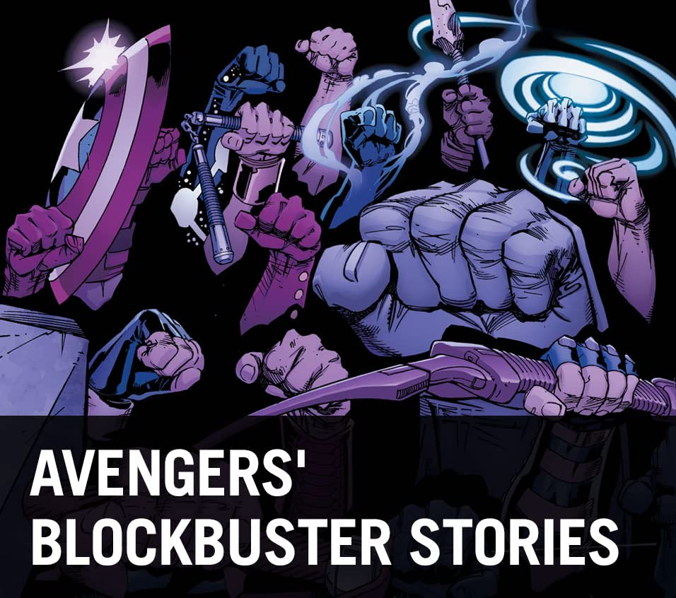 Avengers' Blockbuster Stories