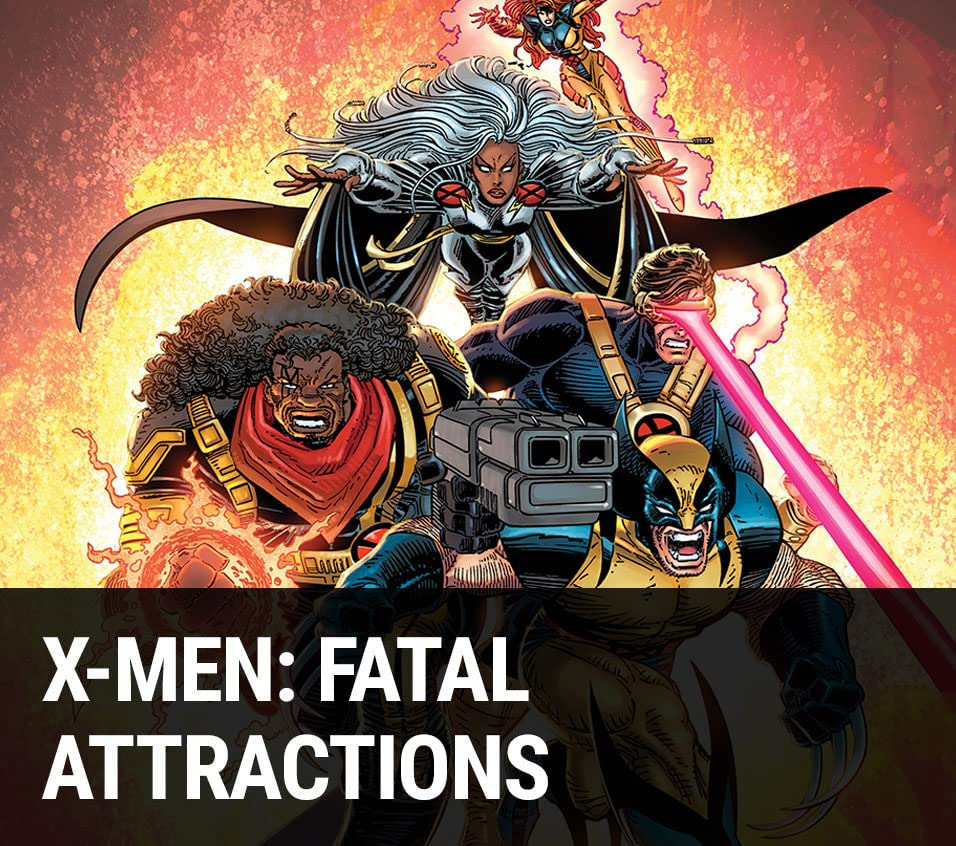 X-Men: Fatal Attractions