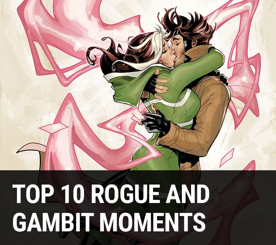 Top 12 Rogue and Gambit Moments