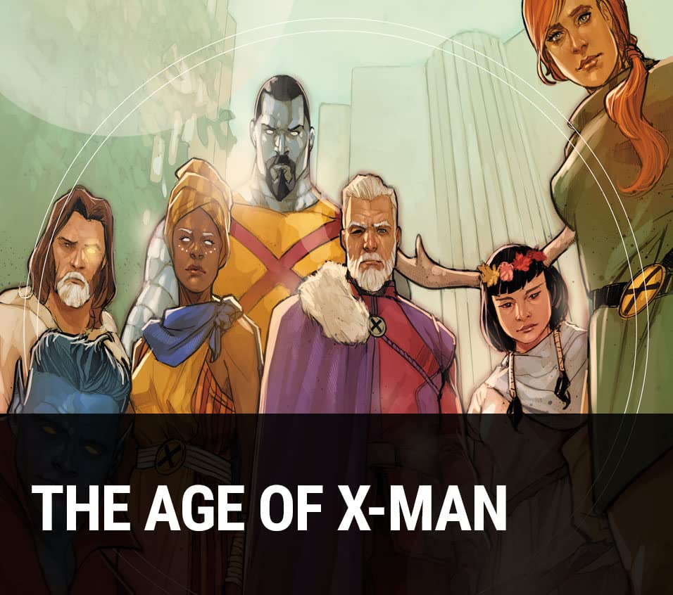 Age of X-Man: The Complete Event