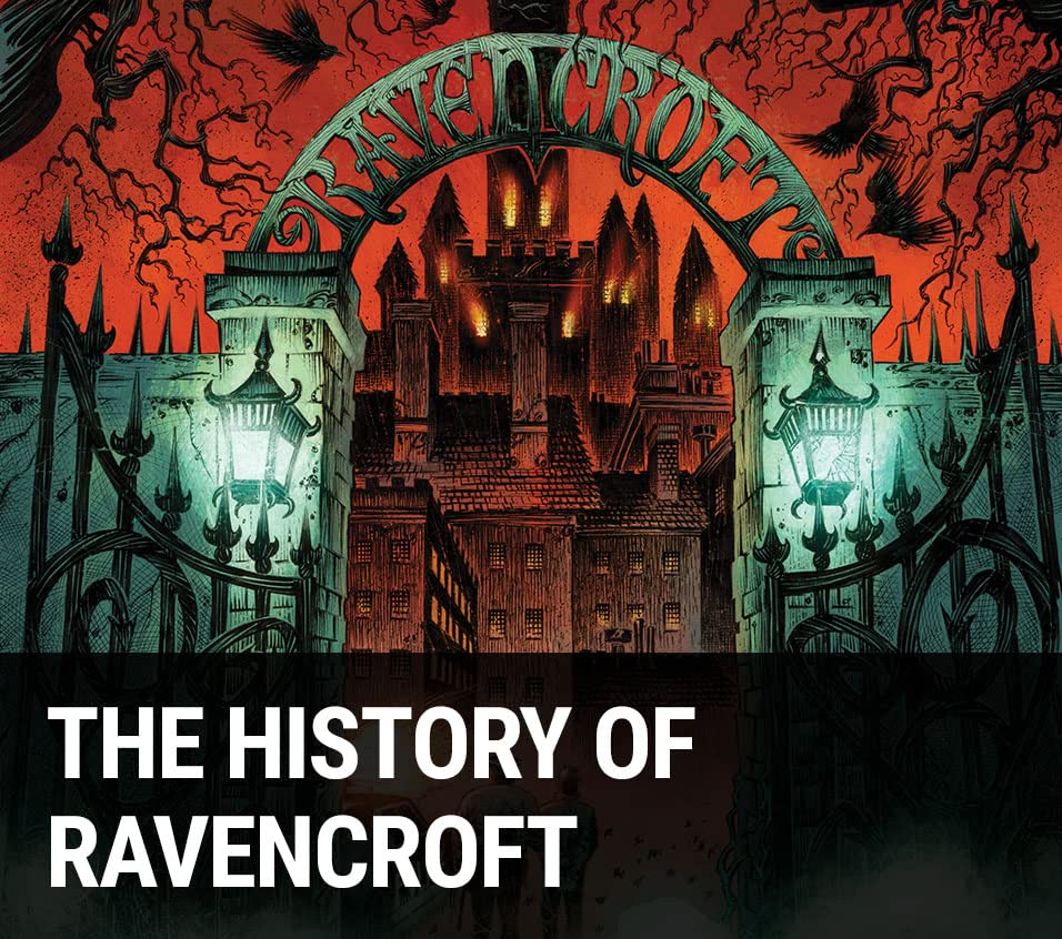 The History of Ravencroft