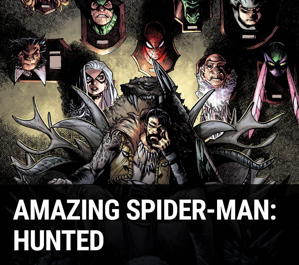 Amazing Spider-Man: Hunted