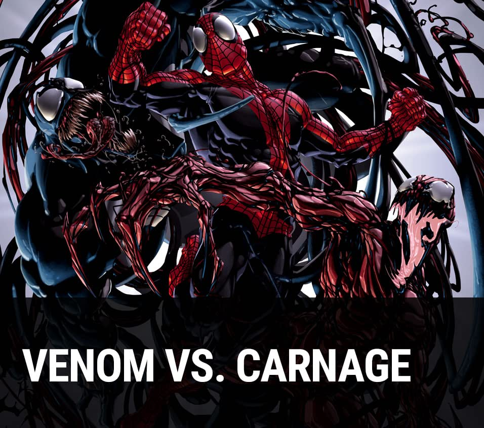 Top 5 Venom/Carnage Battles