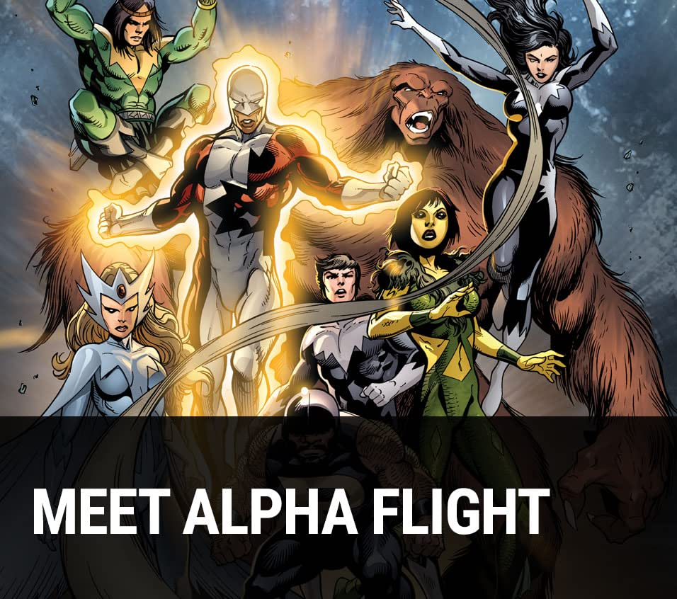 Meet Alpha Flight