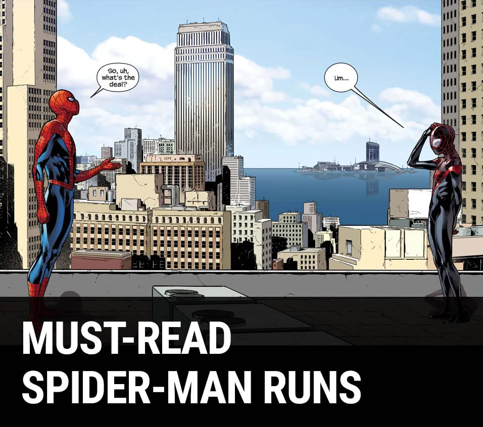 Must-Read Spider-Man Runs