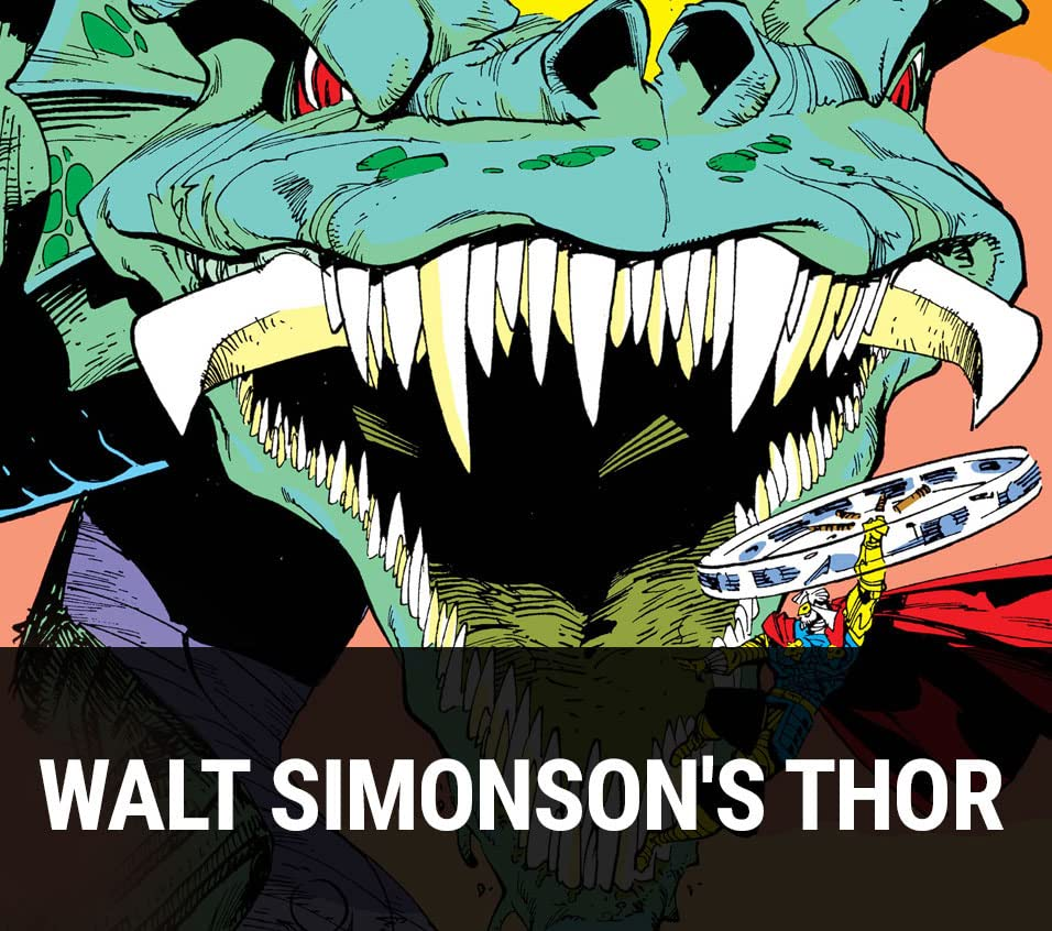 Walt Simonson's Thor