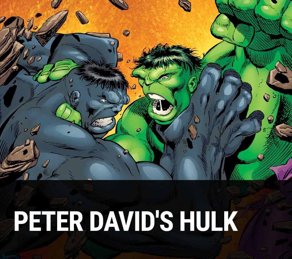 Peter David's Hulk