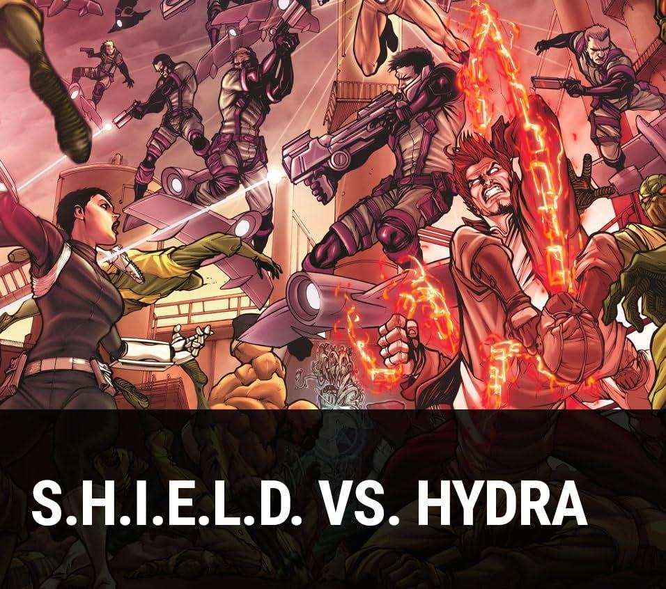 S.H.I.E.L.D. Vs. Hydra