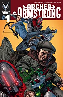 Archer & Armstrong (2012): The Complete Series