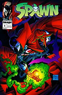 Spawn Part 1 - Issues #1 - 100