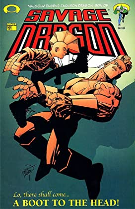 Savage Dragon #108-215