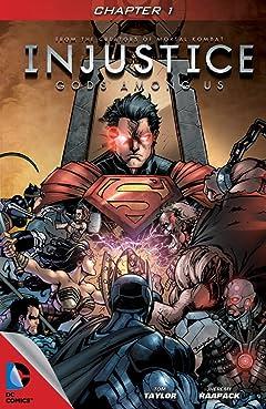 Injustice: Gods Among Us Year One