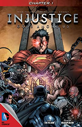 Injustice: Gods Among Us Year One