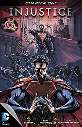 Injustice: Gods Among Us Year Two