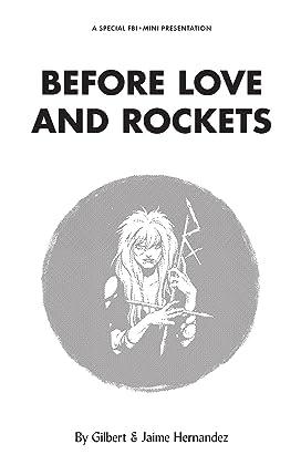 Love & Rockets Exclusive Bundle