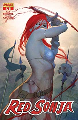 Red Sonja by Gail Simone Vol. 1