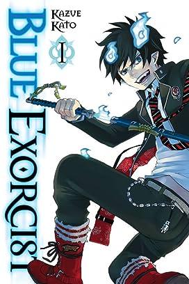 Blue Exorcist Vol. 1-10