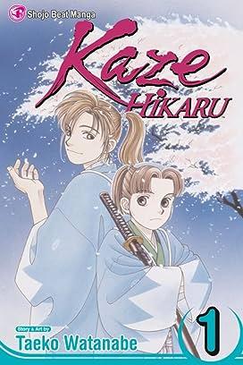 Kaze Hikaru Vol. 1-12