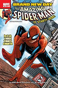 Spider-Man: Brand New Day - Complete Collection 1 (of 2)