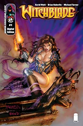 Witchblade Part 1