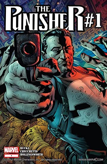 Punisher by Rucka and Edmonson