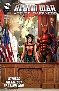 Grimm Fairy Tales: Realm War