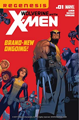 Wolverine & The X-Men by Jason Aaron