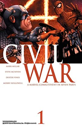 Civil War: The Complete Collection #1 (of 2)