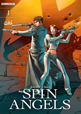 Spin Angels Vol. 1-4