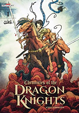 Chronicles of The Dragon Knights Vol.1-2
