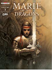 Marie of the Dragons Vol.1-5
