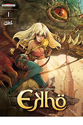 Ekho Vol.1-4