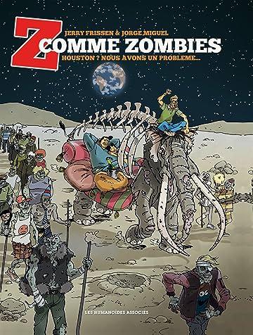 Z comme Zombie Intégrale