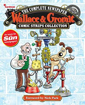 Wallace & Gromit – The Complete Newspaper Strips Vol.1-4