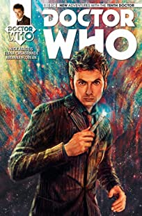 Doctor Who: The Tenth Doctor Year One (#1-15)