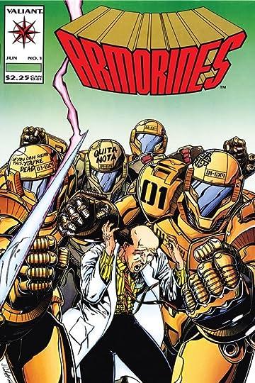Armorines (1994-1995)